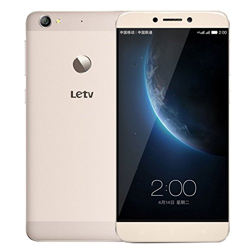 Letv Le 1s, RAM 3GB+ROM 32GB, 4G 5.5 inch EUI 5.5(Android 5.1) MTK6795 Octa Core 2.2GHz 13MP Dual SIM (Gold)