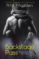 Backstage Pass, A Back-Up Series Short Story (The Back-Up Series) by [Madden, A.M.]