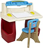Step2 Deluxe Art Master Kids Desk   Assembles In Min