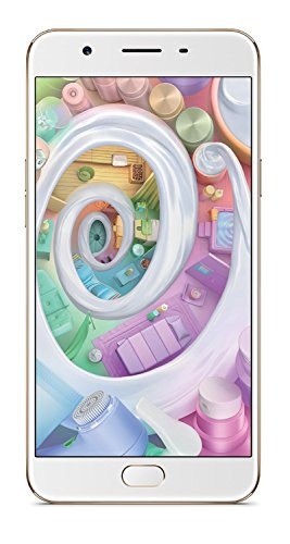 New Oppo F1S Unlocked Dual SIM (4G+4G)-4GB RAM-13 MP Camera- 64GB ROM- GOLD