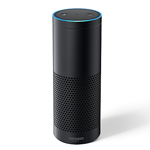 Echo Plus with built-in Hub 1st Generation - Black