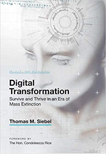 Image result for Digital Transformation: Survive and Thrive in an Era of Mass Extinction