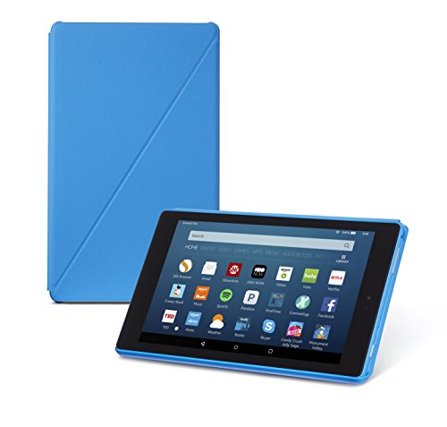 All-New Amazon Fire HD 8 Case (6th Generation, 2016 release), Blue
