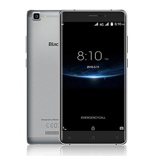 Original Blackview A8 Max Phone 5.5 inch IPS Screen Smartphone RAM 2GB ROM 16GB Android 6.0 MTK6737 Quad Core 1.3GHz 4G 8MP