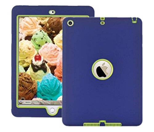 ipad case For iPad Air 1st Generation model MD788CH/A MD789CH/A MD790CH/A ME906CH/A MD785LL/A MD786LL/A MD787LL/A MD898LL/A MD788LL/A MD789LL/A MD790LL/A ME906LL/A MD788LL/A Blue Green