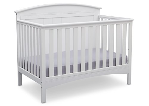 #8 - Delta Archer Solid Panel 4-in-1 Convertible Crib
