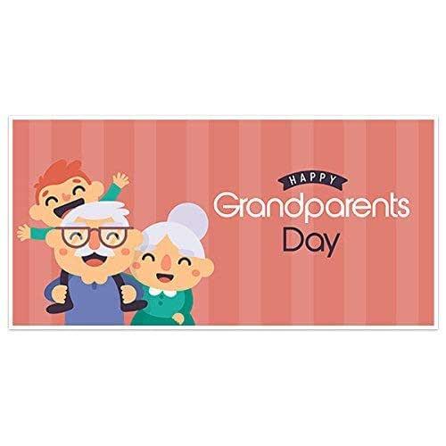 Amazon Com Happy Grandparents Day Banner Handmade