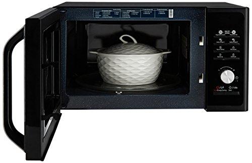 Samsung 23 L Solo Microwave Oven Ms23f301tak Tl Black Sep
