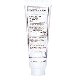 VMV Hypoallergenics Superskin Moisture Rich Creammmy Cleansing Milk for Dry Skin, 4 Fluid Ounce