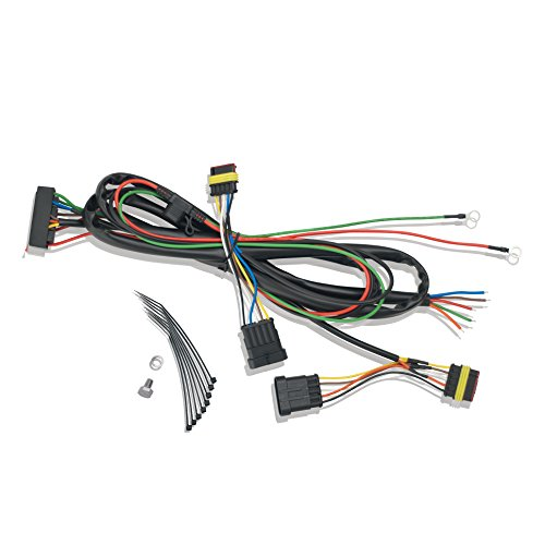 Show Chrome Accessories 41-162 Trailer Wire Harness