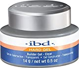 IBD 60402 Builder Gel, Clear, 2 Ounce