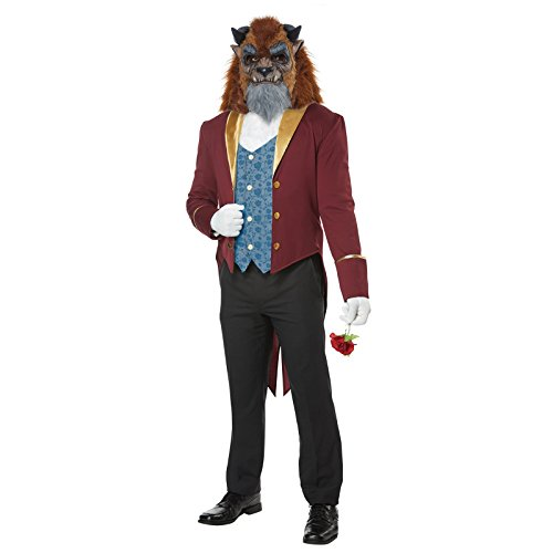 Beast from Beauty and the Beast Costume
