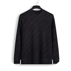Plus Size 8XL 7XL New Brand Wool Sweater Men 2018 Winter Fashion Long Sleeve Knitted Pullover