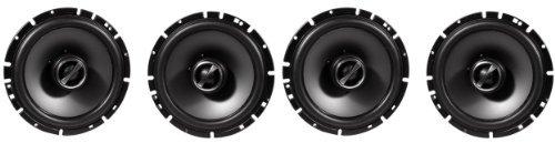 (2) Pairs Alpine 6.5' 2 Way Pair of Coaxial Car Speakers Totalling 960 Watts Peak/320 Watts RMS