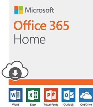 Microsoft Office 365 Home,Personal and Student