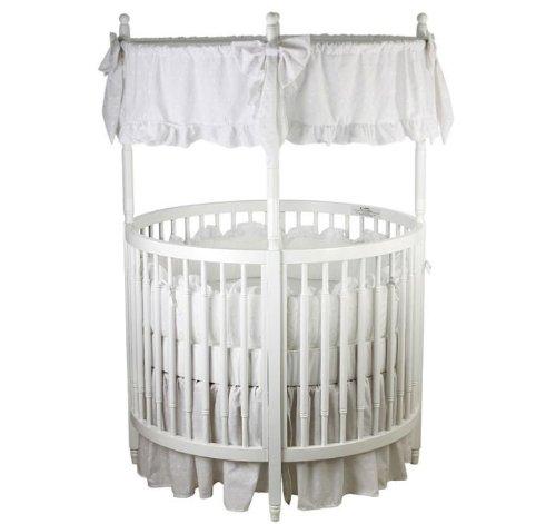 ... Dream On Me Sophia Posh Circular Round Crib
