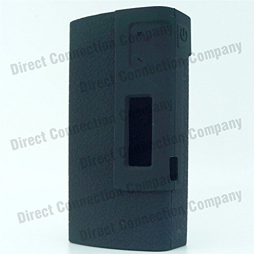 Silicone Case for SIGELEI 213W & FUCHAI 213W TC Skin Sigelei 213 Sleeve Cover Wrap (Black)