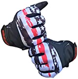Clutch Sports Apparel Thin Red Line Batting Gloves