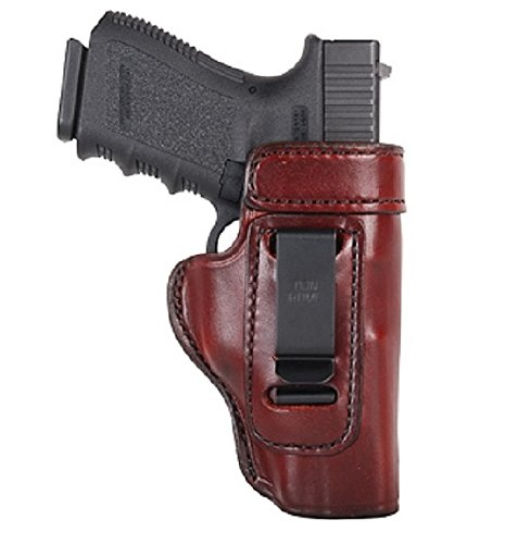 Don Hume J168001R J168001R Brown RH IWB H715M Holster 5' 1911 Government Leather