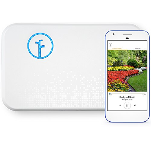 Rachio Smart Sprinkler Controller, 16 Zone 2nd Generation, Works with Amazon Alexa