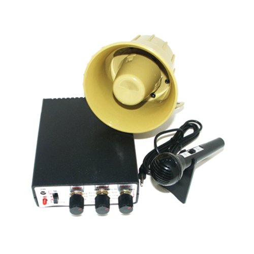 Grand General 69970 'Animal and Alarm' Electronic Horn