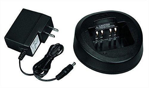 Vertex Vac-uni-B 120V Universal Charger CD-58 PA-55B FNB-V130LI-Uni V133LI-Uni V134Li-Uni Portable Radios with Uni Batteries VX-231 VX-351 VX-354 VX-451 VX-454 EVX-531 EVX-534 EVX-539