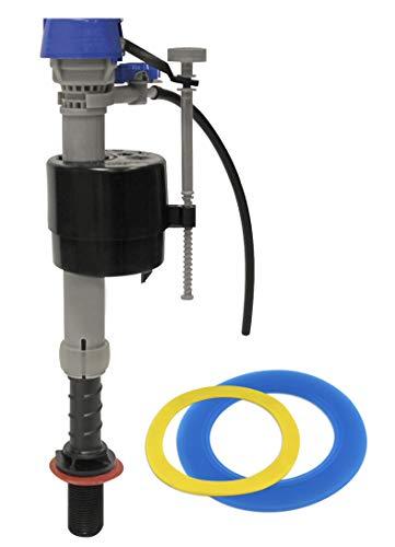 Fluidmaster K-400H-001-P5 Performax High Performance Toilet Fill Specialty Flush Valve Seals Repair Kit