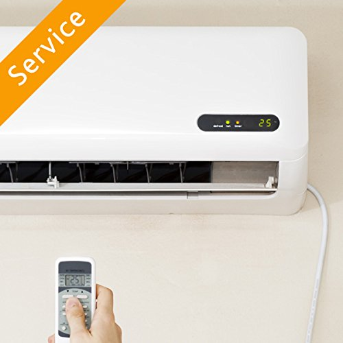 Ductless Mini-Split Air Conditioner Installation - Replacement - One Zone