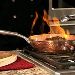 Nonstick-Copper-cookware set