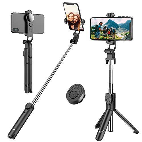 Selfie Stick, Extendable Selfie Stick...