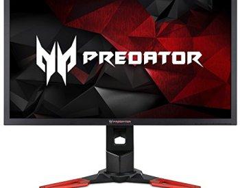 Acer Predator XB321HK bmiphz 32-inch IPS UHD (3840 x 2160) NVIDIA G-Sync Widescreen Display (2 x 2w speakers, 4- USB 3.0 Ports, HDMI & Display Port)