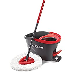 O-Cedar Spin Mop - Best Twistable Mop