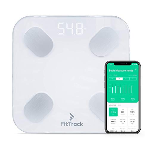 FitTrack-Dara-Smart-BMI-Digital-Scale-Measure-Weight-and-Body-Fat-Most-Accurate-Bluetooth-Glass-Bathroom-Scale