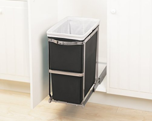 Top 10 Best Trash Cans Under Kitchen Sink - Top Reviews | No Place ...