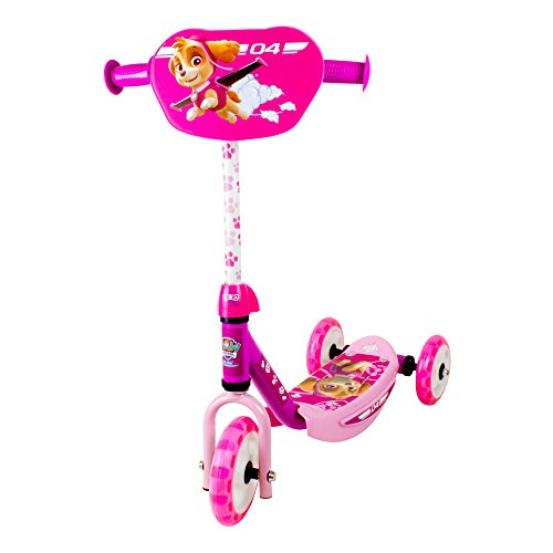 Scooter Paw Patrol 3 Wheels My First