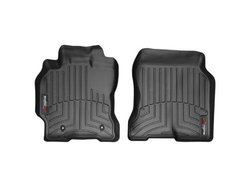 WeatherTech-Custom-Fit-Front-FloorLiner-for-Toyota-Prius-Black