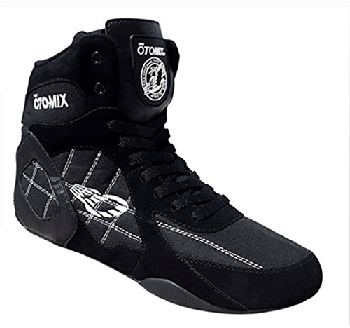 Otomix Ninja Warrior Stingray Bodybuilding Combat Shoe Men's (Black, 11.5)