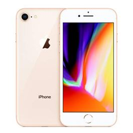 Apple iPhone 8, 64GB, Gold – Fully Unlocked (Renewed)