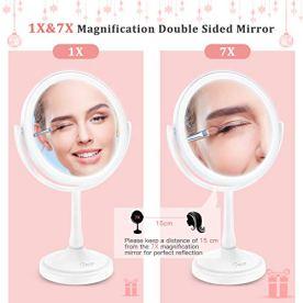 BESTOPE makeup mirror