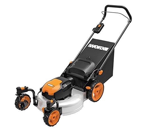Worx WG719 13 Amp Caster Wheeled Electric Lawn Mower