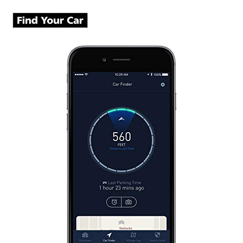 Nonda Zus Smart Car Charger Connected Car App Suite Save Parking