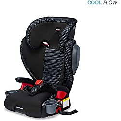 Britax Highpoint Belt-Positioning Booster Seat, Cool Flow Grey