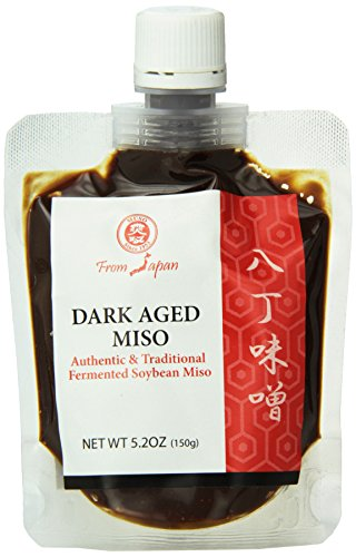 Muso From Japan Smart Miso, Dark Aged, 5.2 Ounce