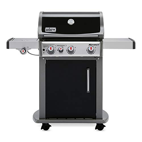 Weber Spirit E330 Lp Black Grill