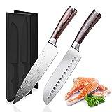 Pro Kitchen Knife 8 inch chef knife...