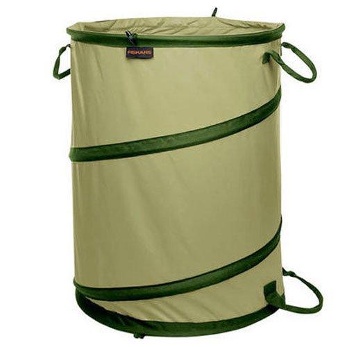 Fiskars 94056949 30 Gallon Kangaroo Container, Green