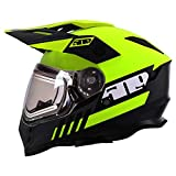 509 Delta R3 2.0 Full Face Snow Helmet with Fidlock (Hi-Vis - Large)