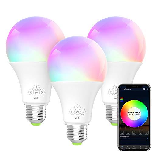 The Best Led Light Bulb Wifi Of 2019 Top 10 Best Value