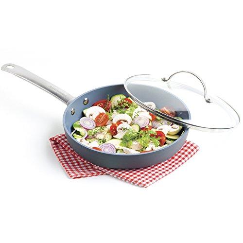 GreenLife Gourmet Healthy Ceramic nonstick cookware set