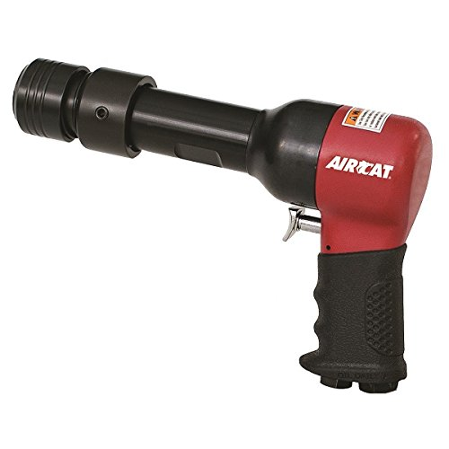 AIRCAT 5300-A-T Air Hammer, Red & Black,...